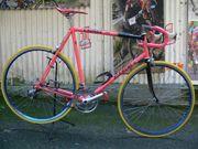 Straßenrennrad von BIANCHI 18 Gang -