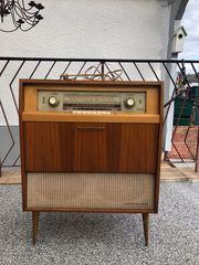 GRUNDIG Stereo-Konzertschrank SO 305