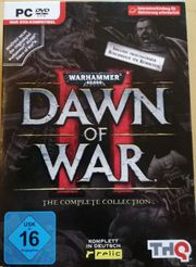 Dawn of War II the