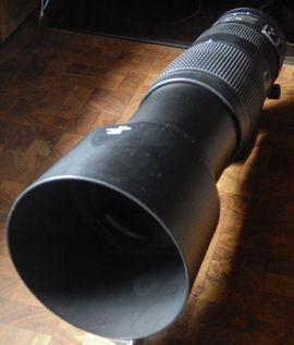 Nikon Objektiv 200-500 mm f: Kleinanzeigen aus Höchst - Rubrik Foto und Zubehör