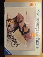 Puzzle von Ravensburger 500 Teile -