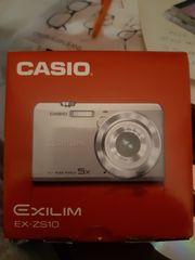 Fotoapparat Casio Exilim