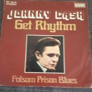 Johnny Cash Single Vinyl Get