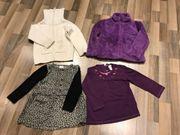 Kleidungspaket Pullover Jacken Hemden Mädchen