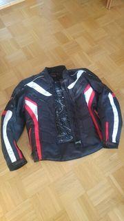 Motorrad Textiljacke von Heyberry Gr