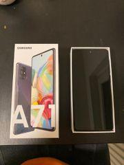 Samsung Galaxy A71 wie Neu