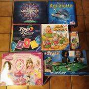 Gesellschaftsspiele Kinder-DVD Prinzessinen Kinderbücher Puzzle
