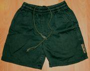 Grüne Shorts - Größe 98 - Bermudas -