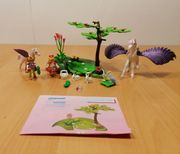PLAYMOBIL Königskinder mit Baby-Pegasus 5478