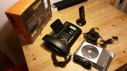 Siemens Gigaset DL500A Schnurgebundenes Komfort-Telefon