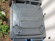 Mülltonnen SSI Schäfer 120L schwarz