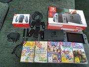 Nintendo Switch 5 Spiele