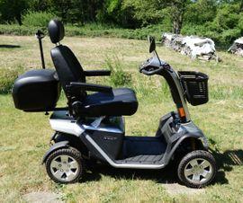 Medizinische Hilfsmittel, Rollstühle - Senioren Elektromobil