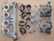 2 Stück Weber Doppelvergaser DCOE45