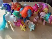 My little Pony Sammlung G1