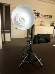 Fotoleuchte Spiral-Tageslichtleuchte