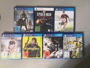Ps4 Spiele und Ps5 Spiele