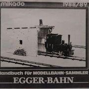 EGGER-BAHN H0e Modelleisenbahn