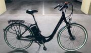 Prophete Damen E-Bike Alu-City 28