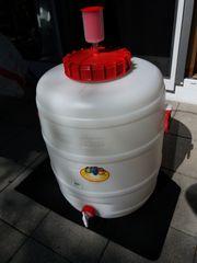 neuwertiges Mostfaß 80 Liter zu