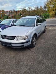 VW Passat 1 9 TDI