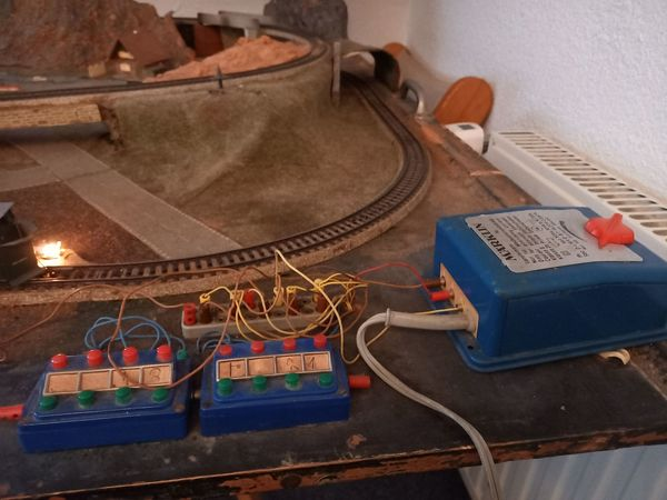 Märklin Eisenbahn H0 zu verkaufen