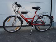 Fahrrad reparaturbedürftig