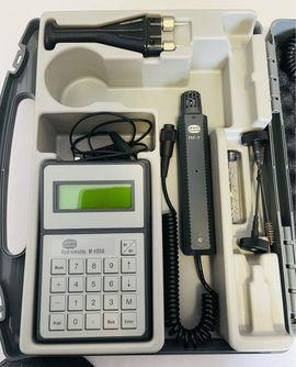 Elektronische Feuchtigkeitsmessgeräte GANN Hydromette M 4050 Plus mit Zubehör