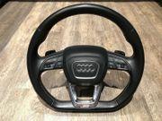 Audi SQ7 4M Sportlenkrad Airbag