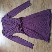 Kleid violett lila Gr 36