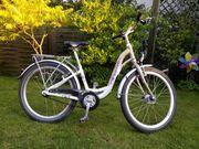 Fahrrad Mädchenfahrrad Puky 24 Zoll