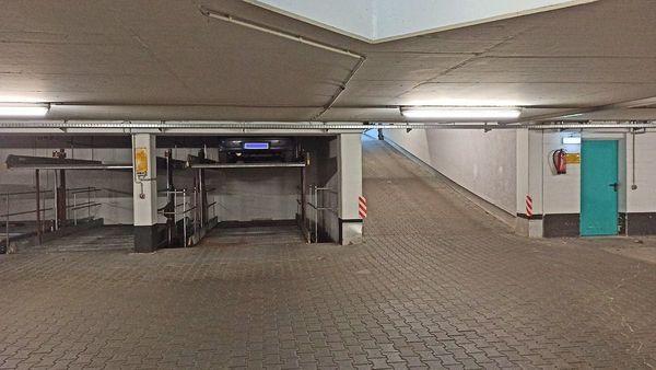Duplex-Stellplatz - in S-Bahn-Nähe 4 5