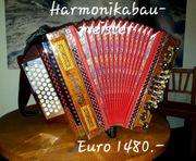 Harmonika selbstspielend