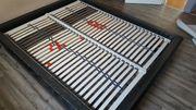 Verkaufe Futonbett mit Lattenrost