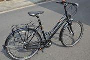Damenfahrrad VSF-Fahrradmanufaktur T400 Rohloff