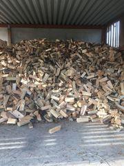 Brennholz Kiefernholz Kammergetrocknet