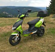 Luxxon Exceptio Roller 50ccm Moped