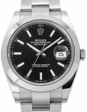 Rolex Datejust 126300 Stahl Automatik