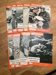 Das Motorrad 1961 Konvolut