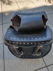 Satteltaschen für Chopper