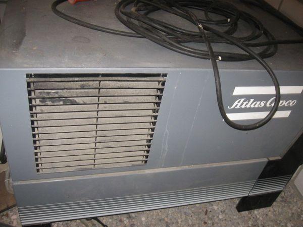Atlas Copco LE 7 Kompressor Kraftstrom