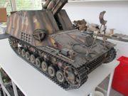 Panzer 4 Hummel Standmodell Dragon