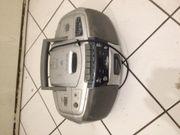 RADIO CD CASSETTE CLATRONIC