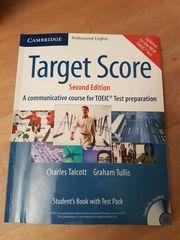 Cambridge TARGET SCORE TOEIC Test