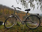 Fahrrad Herrenrad Herkules Alurahmen