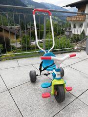 Dreirad für kleine Abenteurer