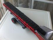 Spielzeugauto - Baustellenfahrzeug - Förderband - Beförderungsband - bruder -