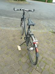 Super-Fahrrad mit Rohloff-Nabe Luft-Federgabel Magura-Bremsen
