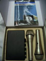 Karaoke Set von Silver Crest