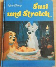 Susi und Strolch Walt Disney